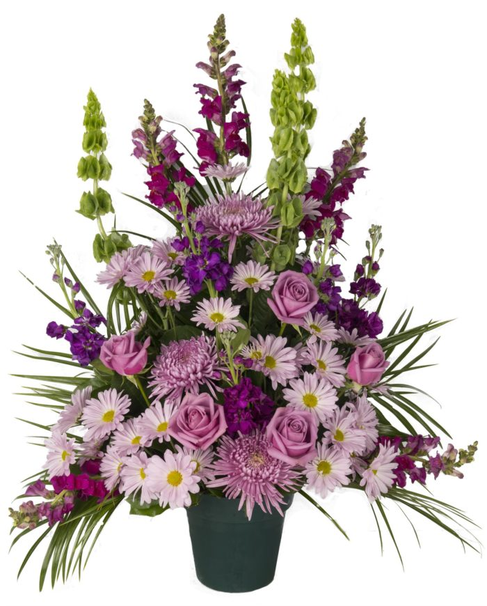 Regal Funeral Arrangement